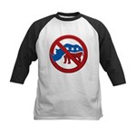 No RINOs! Kids Baseball Jersey