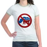 No RINOs! Jr. Ringer T-Shirt