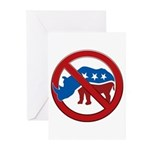 No RINOs! Greeting Cards (Pk of 10)