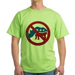 No RINOs! Green T-Shirt
