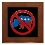 No RINOs! Framed Tile