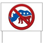 No RINOs! Yard Sign