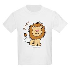 Roar (Lion) Kids T-Shirt