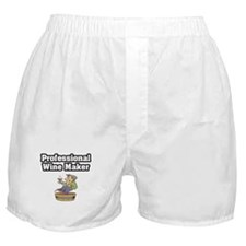 """Professional Wine Maker"" Boxer Shorts"
