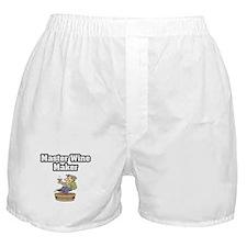 """Master Wine Maker"" Boxer Shorts"