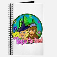 Meg'an Sho SHOW! Journal
