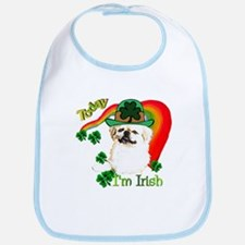 St Patty Pekingese Bib