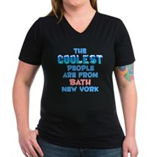 Coolest: Bath, NY Shirt