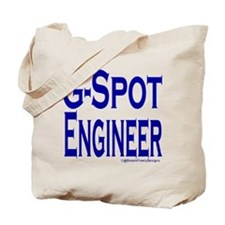 G-Spot Engineer Tote Bag