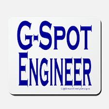 G-Spot Engineer Mousepad