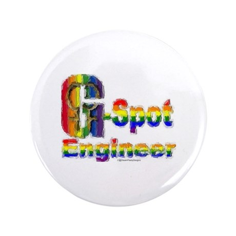 "G-Spot Engineer 3.5"" Button"