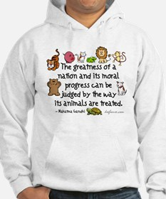 Greatness Of A Nation Hoodie