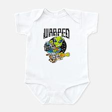 Warped @ eShirtLabs.Com Infant Bodysuit
