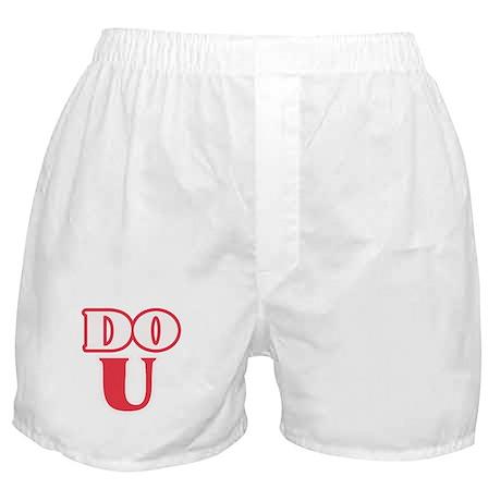 DoU (RED) CLOTHING Boxer Shorts