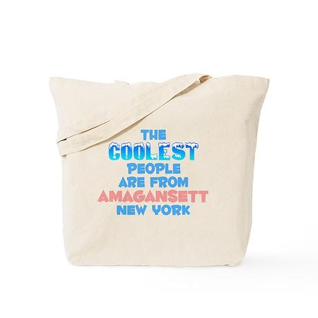 Coolest: Amagansett, NY Tote Bag