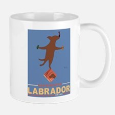 Biscuits Labrador - Chocolate Lab Mug