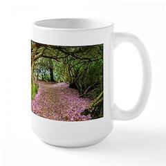 Fairy Tunnel Kenmare Large Mug