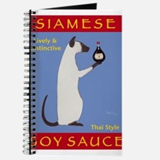 Siamese Soy Sauce Journal