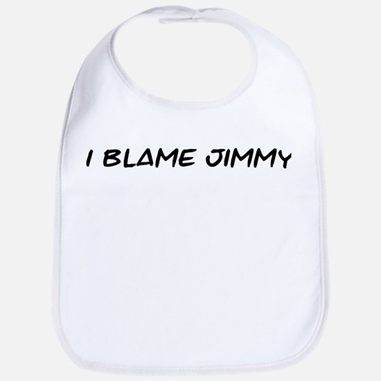I Blame Jimmy Bib