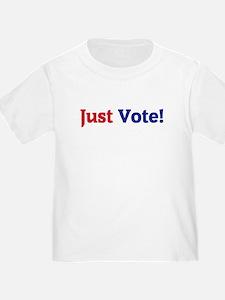 Just Vote T