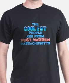 Coolest: West Warren, MA T-Shirt