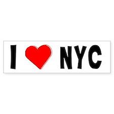 I Love NYC...Bumper Stickers
