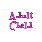 Adult Child Postcards (Package of 8)