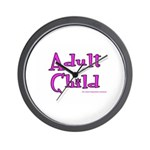 Adult Child Wall Clock