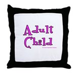 Adult Child Throw Pillow