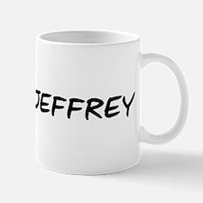 I Blame Jeffrey Small Small Mug