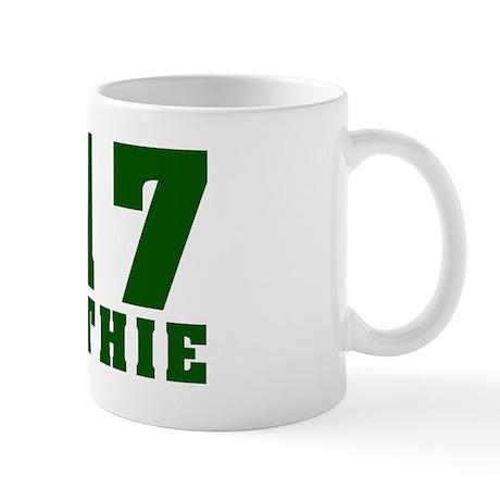 617 Southie, South Boston Mug