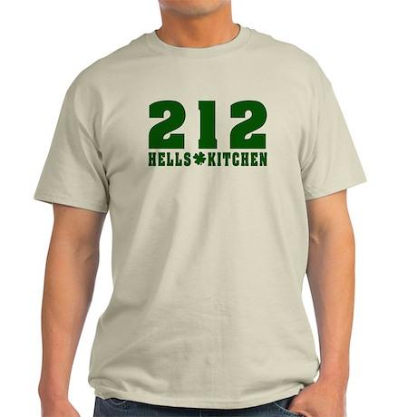 212 Hells Kitchen New York Light T-Shirt