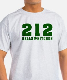 212 Hells Kitchen New York T-Shirt