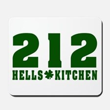 212 Hells Kitchen New York Mousepad