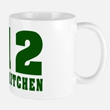 212 Hells Kitchen New York Mug