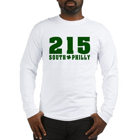 215 South Philly Long Sleeve T-Shirt