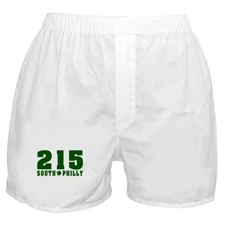 215 South Philly Boxer Shorts