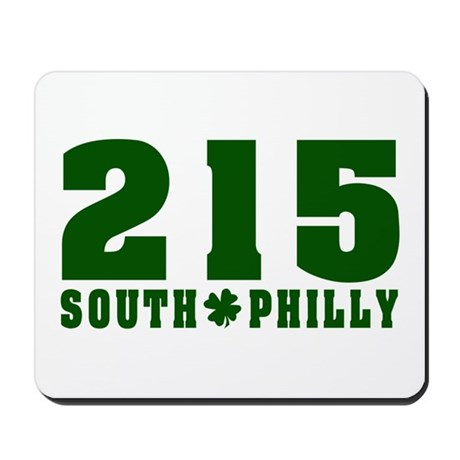 215 South Philly Mousepad