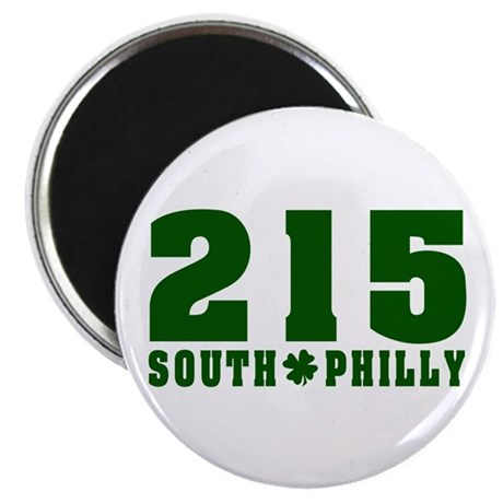 215 South Philly Magnet