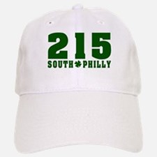 215 South Philly Baseball Baseball Cap