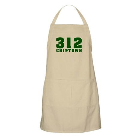 315 CHITOWN Chicago BBQ Apron