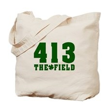 413 The Field Springfield, Massachusetts Tote Bag