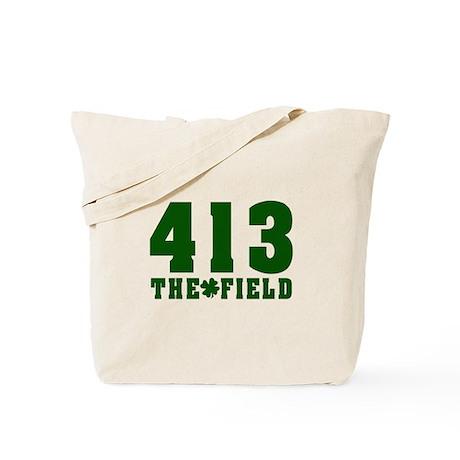 413 The Field Springfield, Massachusetts Tote Bag