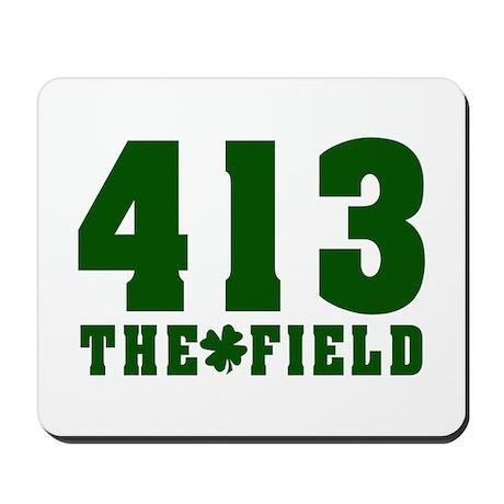413 The Field Springfield, Massachusetts Mousepad