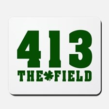 413 The Field Springfield, Massachusetts Mousepad