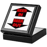 Beer In Beer Out Keepsake Box
