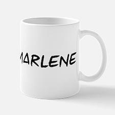 I Blame Marlene Mug