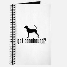 got coonhound? Journal