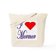 I Love Mormor Tote Bag