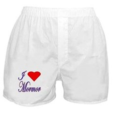 I Love Mormor Boxer Shorts